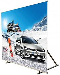 Outdoor-Display 300 x 250 cm