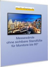 Banner-Display 200 x 250 mit Monitor